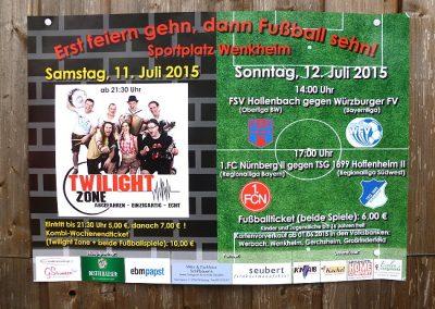 Sportfest Wenkheim 2015