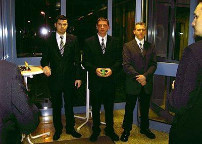 Veranstaltungsschutz Tanzabschlußball Wertheim 2007