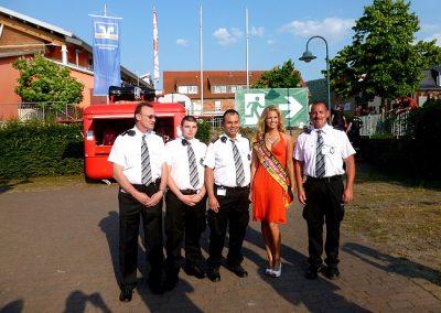 Miss Mainfranken Wahl 2013 in Bürgstadt