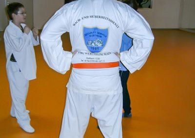 Kampfsportausbildung 2011